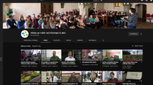 Youtube profil Klimasemeni.cz